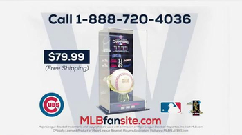 MLBfansite.com TV Spot, 'World Series Champs' - 20 commercial airings
