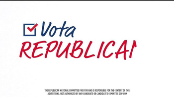 Republican National Committee TV Spot, 'Republicanos' [Spanish] - Thumbnail 10
