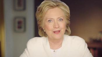 Hillary for America TV Spot, 'Tomorrow' - Thumbnail 8