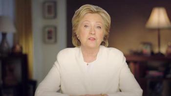 Hillary for America TV Spot, 'Tomorrow' - Thumbnail 3