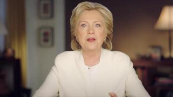 Hillary for America TV Spot, 'Tomorrow' - Thumbnail 4