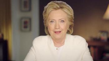 Hillary for America TV Spot, 'Tomorrow' - Thumbnail 5