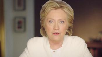 Hillary for America TV Spot, 'Tomorrow' - Thumbnail 7