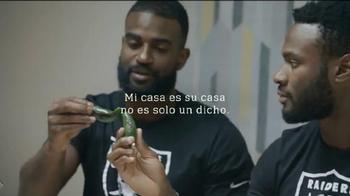 NFL TV Spot, 'Nos une' con DJ Hayden, Latavius Murray [Spanish] - Thumbnail 5