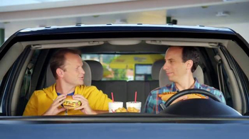 Sonic Drive-In Two Can Eat for $9.99 TV Spot, 'Seeing Double: Nailed It' - Thumbnail 3