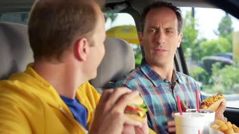 Sonic Drive-In Two Can Eat for $9.99 TV Spot, 'Seeing Double: Nailed It' - Thumbnail 5