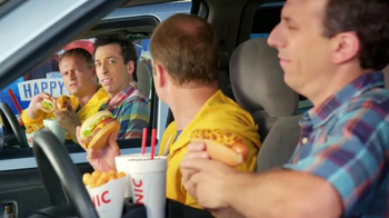 Sonic Drive-In Two Can Eat for $9.99 TV Spot, 'Seeing Double: Nailed It' - Thumbnail 7