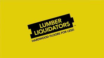 Lumber Liquidators Home for the Holidays TV Spot, 'Beautiful Flooring' - Thumbnail 1