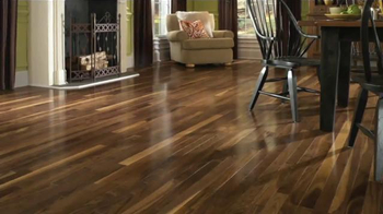 Lumber Liquidators Home for the Holidays TV Spot, 'Beautiful Flooring' - Thumbnail 2
