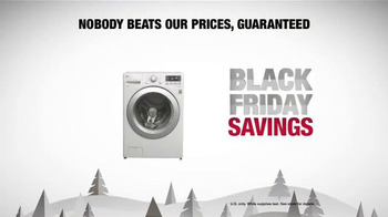 The Home Depot Black Friday Savings TV Spot, 'New Spin on the Holidays' - Thumbnail 5