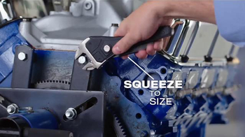 Kobalt Rapid Adjust Wrench TV Spot, 'Innovation' - Thumbnail 4
