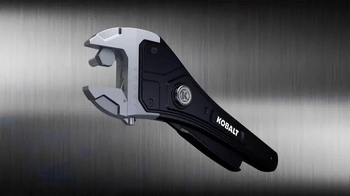 Kobalt Rapid Adjust Wrench TV Spot, 'Innovation' - Thumbnail 5