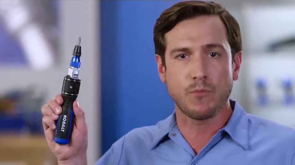 Kobalt Double Drive TV Commercial, 'Engineered to Last'