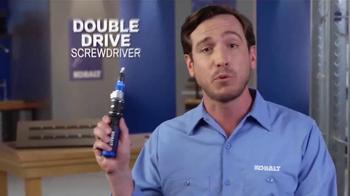 Kobalt Double Drive TV Spot, 'Engineered to Last' - Thumbnail 2