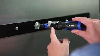 Kobalt Double Drive TV Spot, 'Engineered to Last' - Thumbnail 3
