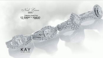 Kay Jewelers TV Spot, 'Like They Used To: Neil Lane Bridal' - Thumbnail 6