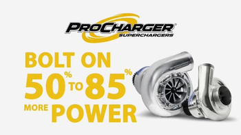 ProCharger Superchargers TV Spot, 'Ultimate Power Adder' - Thumbnail 5