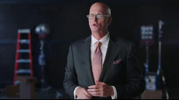 Arby's TV Spot, 'ESPN: Basketball With Garbage' Featuring Scott Van Pelt - Thumbnail 1