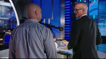 Arby's TV Spot, 'ESPN: Basketball With Garbage' Featuring Scott Van Pelt - Thumbnail 4