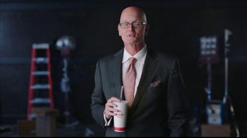 Arby's TV Spot, 'ESPN: Basketball With Garbage' Featuring Scott Van Pelt - Thumbnail 9