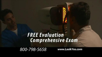 The LASIK Vision Institute TV Spot, 'Safe and Easy' - Thumbnail 5