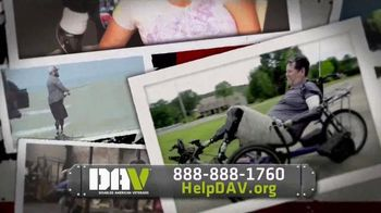 Disabled American Veterans TV Spot, 'A Lifetime of Support: Dave Riley'