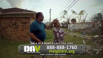 Disabled American Veterans TV Spot, 'A Lifetime of Support: Dave Riley' - Thumbnail 8