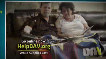 Disabled American Veterans TV Spot, 'A Lifetime of Support: Dave Riley' - Thumbnail 9