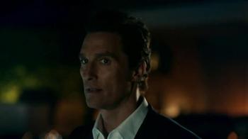 2017 Lincoln MKZ TV Spot, 'Midnight' Featuring Matthew McConaughey - Thumbnail 3