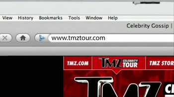 TMZ Celebrity Tour TV Spot, 'Have Fun in Hollywood' - Thumbnail 9