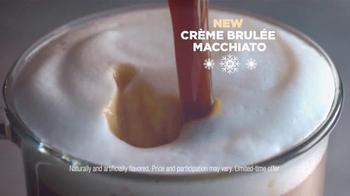 Dunkin' Donuts Holiday Flavors TV Spot, 'Celebrate Joy' - Thumbnail 7