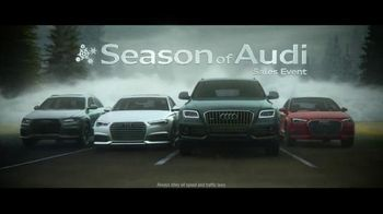 Season of Audi Sales Event TV Spot, 'Force of Nature'