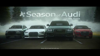 Season of Audi Sales Event TV Spot, 'Force of Nature' - Thumbnail 4