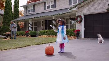 Walmart TV Spot, 'A Magical Fairy Princess Ride: Holidays With Walmart' - 964 commercial airings