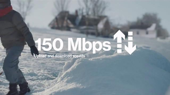 Fios by Verizon TV Spot, 'Sled Jump' Song by Steve Miller Band - Thumbnail 7