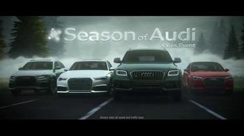 Season of Audi Sales Event TV Spot, 'Ice Skater' - Thumbnail 8