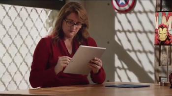 Microsoft Surface Pro 4 TV Spot, 'Marvel Studios Executive Producer' - Thumbnail 6