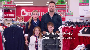 Burlington TV Spot, 'Get Holiday Ready for Less' - Thumbnail 1