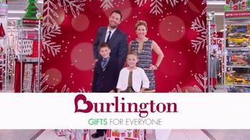 Burlington TV Spot, 'Get Holiday Ready for Less' - Thumbnail 8