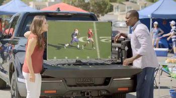 Honda Ridgeline TV Spot, 'ESPN: TV' Featuring Danny Kanell [T1] - 6 commercial airings