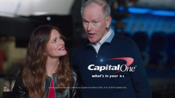 Capital One Venture Card TV Spot, 'Dad' Featuring Jennifer Garner - 3384 commercial airings