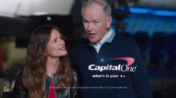 Capital One Venture Card TV Spot, 'Dad' Featuring Jennifer Garner - 3384 commercial airings