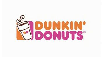 Dunkin' Donuts Sweet Black Pepper Bacon Sandwich TV Spot, 'FX: Big News' - Thumbnail 1