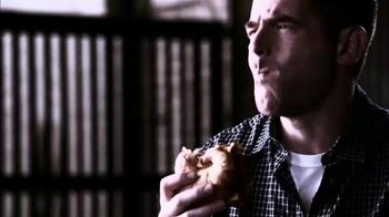Dunkin' Donuts Sweet Black Pepper Bacon Sandwich TV Spot, 'FX: Big News' - Thumbnail 5