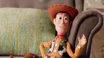 Talking Buzz Lightyear & Woody TV Spot, 'Create a Toy Story'