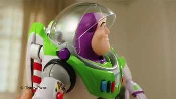 Talking Buzz Lightyear & Woody TV Spot, 'Create a Toy Story' - Thumbnail 2