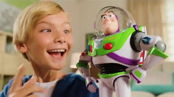 Talking Buzz Lightyear & Woody TV Spot, 'Create a Toy Story' - Thumbnail 3