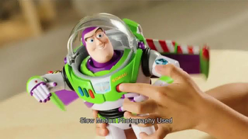 Talking Buzz Lightyear & Woody TV Spot, 'Create a Toy Story' - Thumbnail 4