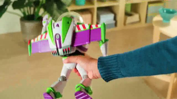 Talking Buzz Lightyear & Woody TV Spot, 'Create a Toy Story' - Thumbnail 5