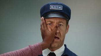 Maytag No-Smear November TV Spot, 'Handsy' Featuring Colin Ferguson - Thumbnail 1